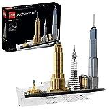 LEGO 21028 Architecture New York City, Skyline-Kollektion mit...