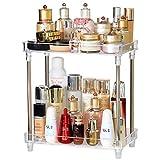 ROYCAR Badezimmer Organizer Arbeitsplatte 2-Tier Vanity Storage Regal...