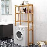 N/Z Haushaltsgeräte Nordeuropa Badezimmerregale 2 Tier Space Saver...