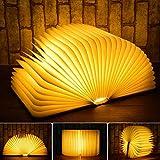 LED Buchlampe Stimmungslicht dekorative Buch Lampe 6 Modi RGB...