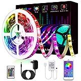 LED Strip, L8star LED Streifen Farbwechsel LED Strip Lichtband RGB...