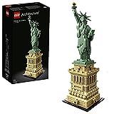 LEGO 21042 Architecture Freiheitsstatue, Modell zum Bauen, New York...