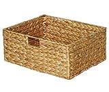 KMH®, Große Korb-Box Hidalgo aus geflochtener Wasserhyazinthe...