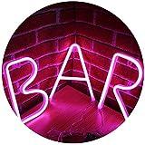 Rosa Neon Brief Leuchtreklamen Nachtlicht LED Festzelt Buchstaben Neon...