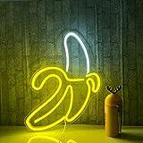 Banane Neon Signs LED Neonlichter Kunst Wand Dekorative Lichter...